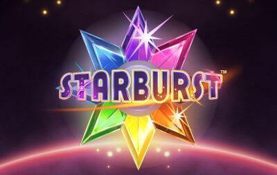 Starburst med Free Spins!
