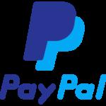 Bild på en PayPal logga.