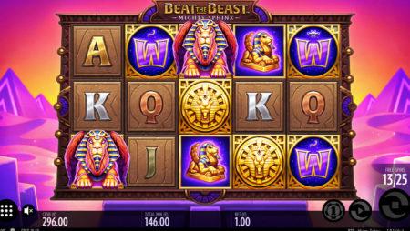 Beat the Beast från Thunderkick