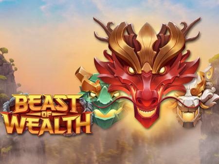 """Så fungerar """"Beast of Wealth"""" från Play N GO!"""